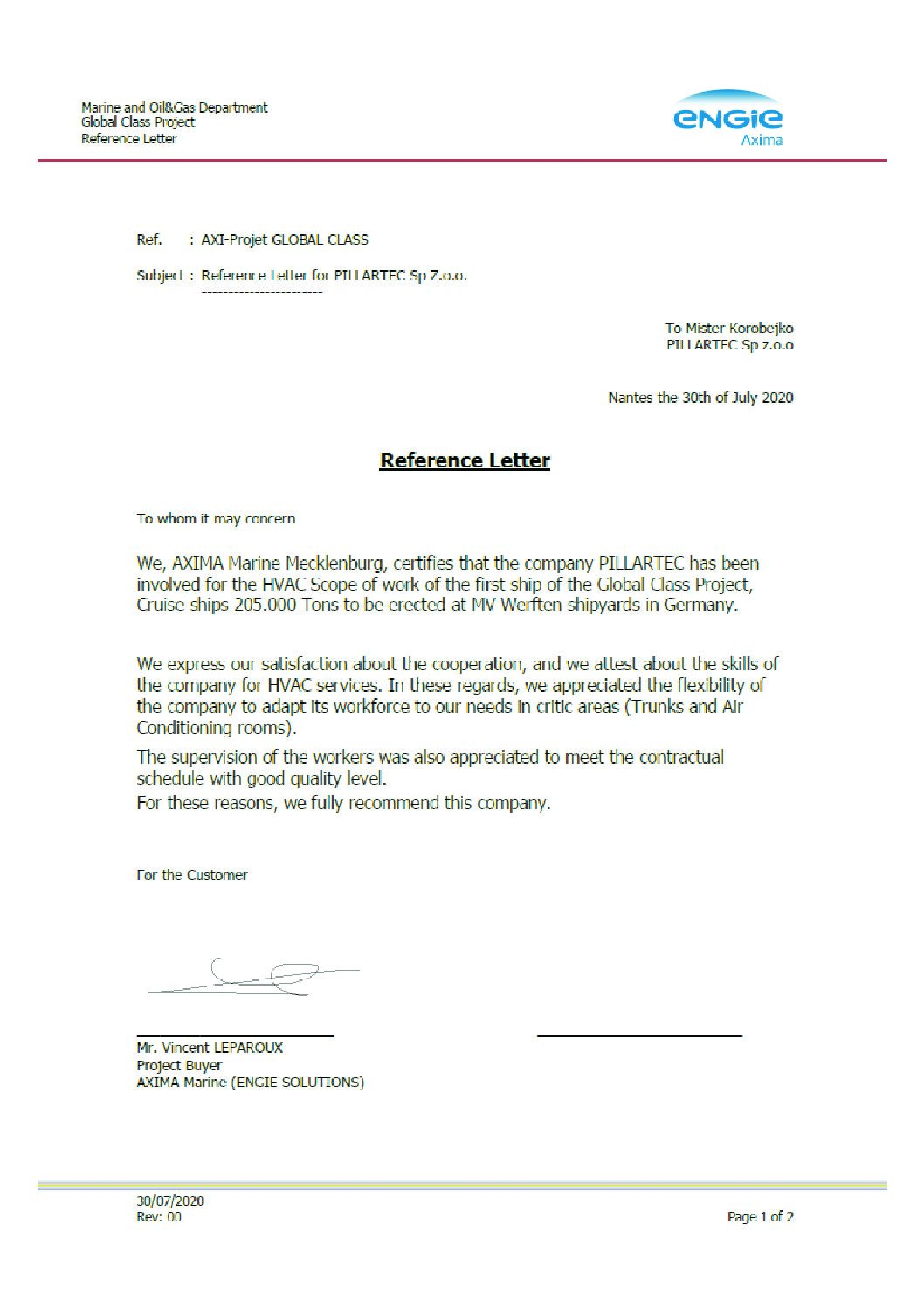 Reference-Letter-2-ENGIE-AXIMA-Pillartec-sp.-z-o.o.-1.pdf